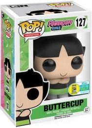 Figurine Funko Pop Les Supers Nanas #127 Rebelle - Brillant dans le noir