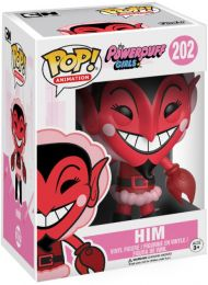 Figurine Funko Pop Les Supers Nanas #202 Him