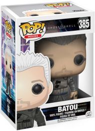 Figurine Funko Pop Ghost in the Shell #385 Batou