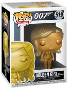 Figurine Funko Pop 007 #519 Golden Girl - Goldfinger