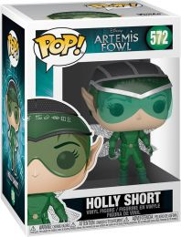 Figurine Funko Pop Artemis Fowl [Disney] #572 Holly Short