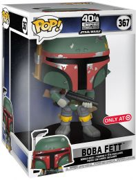 Figurine Funko Pop Star Wars 5 : L'Empire Contre-Attaque #367 Boba Fett - 25 cm