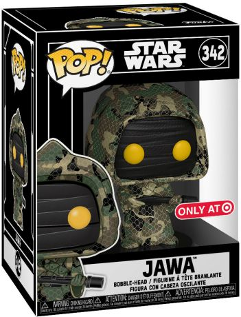 Figurine Funko Pop Star Wars : Futura #342 Jawa