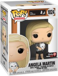 Figurine Funko Pop The Office #1024 Angela Martin