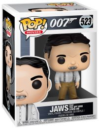 Figurine Funko Pop James Bond 007 #523 Requin - L'Espion qui m'aimait