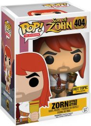 Figurine Funko Pop Son of Zorn #404 Zorn Tenue de Bureau