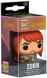 Figurine Funko Pop Son of Zorn #0 Zorn - Porte-clés