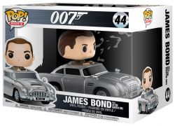 Figurine Funko Pop 007 #44 James Bond - Avec Aston Martin DB5