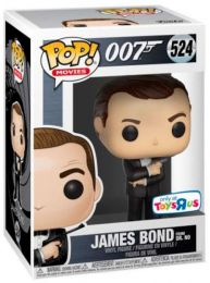 Figurine Funko Pop James Bond 007 #524 James Bond - Dr. No
