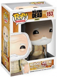 Figurine Funko Pop The Walking Dead #153 Hershel Greene