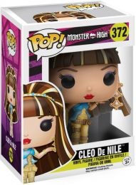 Figurine Funko Pop Monster High #372 Cleo De Nile
