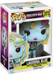 Figurine Funko Pop Monster High #373 Lagoona Blue