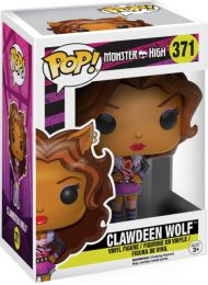Figurine Funko Pop Monster High #371 Clawdeen Wolf