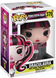 Figurine Funko Pop Monster High #370 Draculaura