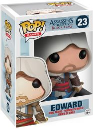 Figurine Funko Pop Assassin's Creed #23 Edward
