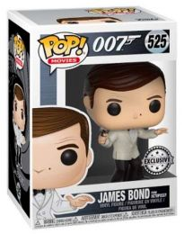 Figurine Funko Pop James Bond 007 #525 James Bond - Octopussy