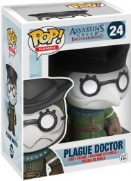 Figurine Funko Pop Assassin's Creed #24 Médecin de Peste