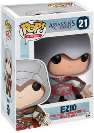 Figurine Funko Pop Assassin's Creed #21 Ezio