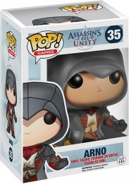 Figurine Funko Pop Assassin's Creed #35 Arno