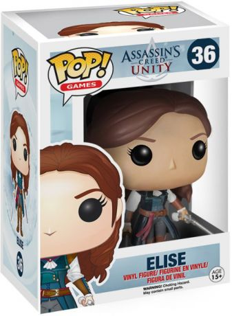 Figurine Funko Pop Assassin's Creed #36 Elise