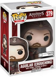 Figurine Funko Pop Assassin's Creed #379 Aguilar (Accroupi)