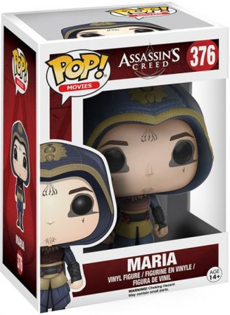 Figurine Funko Pop Assassin's Creed #376 Maria
