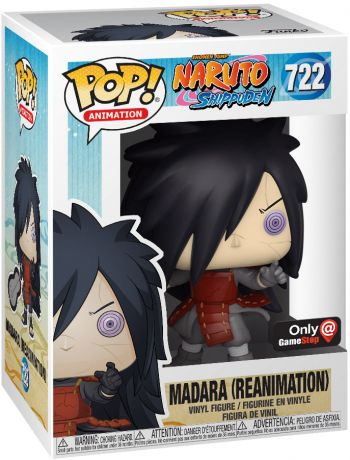 Figurine Funko Pop Naruto #722 Madara (Réanimation)