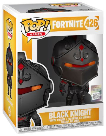 Figurine Funko Pop Fortnite #426 Chevalier Noir