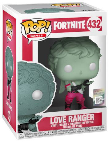 Figurine Funko Pop Fortnite #432 Love Ranger