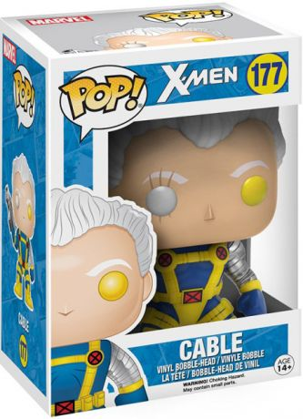 Figurine Funko Pop X-Men [Marvel] #177 Cable