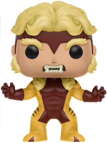 Figurine Funko Pop X-Men [Marvel] #181 Dents-de-sabre