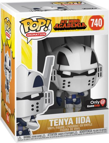 Figurine Funko Pop My Hero Academia #740 Tenya IIDA