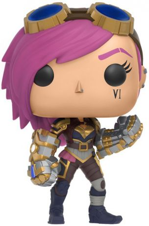 Figurine Funko Pop League of Legends #06 Vi