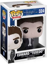 "Figurine Funko Pop Twilight #324 Edward ""Smoking"""