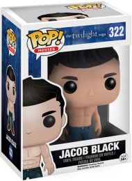 Figurine Funko Pop Twilight #322 Jacob Black