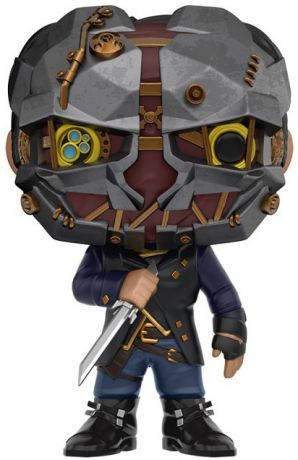 Figurine Funko Pop Dishonored #122 Corvo