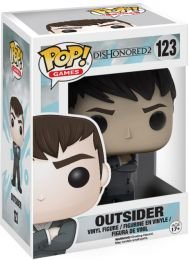 Figurine Funko Pop Dishonored #123 Outsider
