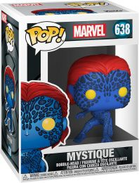 Figurine Funko Pop X-Men [Marvel] #638 Mystique