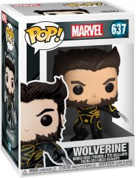 Figurine Funko Pop X-Men [Marvel] #637 Wolverine
