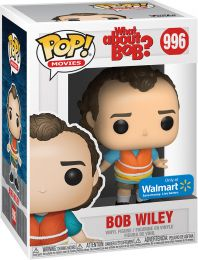 Figurine Funko Pop Quoi de neuf, Bob ? #996 Bob Wiley