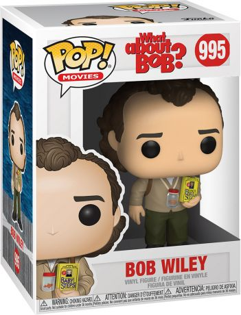 Figurine Funko Pop Quoi de neuf, Bob ? #995 Bob Wiley