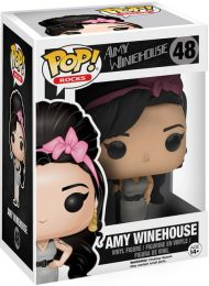 Figurine Funko Pop Célébrités #48 Amy Winehouse