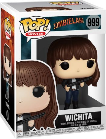 Figurine Funko Pop Bienvenue à Zombieland #999 Wichita