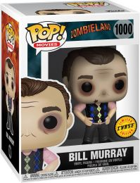 Figurine Funko Pop Bienvenue à Zombieland #1000 Bill Murray [Chase]