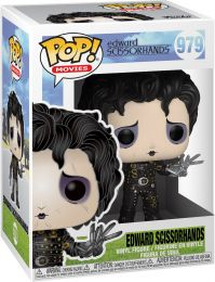 Figurine Funko Pop Edward aux mains d'argent #979 Edward Scissorhands