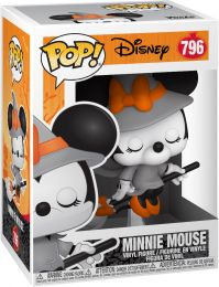 Figurine Funko Pop Mickey Mouse [Disney] #796 Minnie Mouse