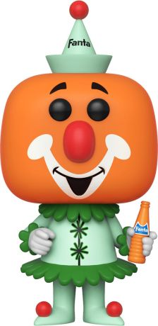 Figurine Funko Pop Icônes de Pub #57 Fanta Clown