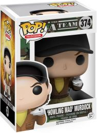 Figurine Funko Pop L'Agence tous risques #374 'Howling Mad' Murdock
