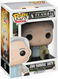 Figurine Funko Pop L'Agence tous risques #371 John 'Hannibal' Smith