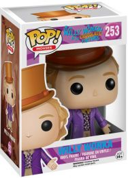 Figurine Funko Pop Charlie et la Chocolaterie #253 Willy Wonka